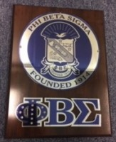 SIGMA Wall/Stand Shield Plaque
