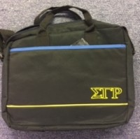 SGRHO Lap Top Bag/Front & Back Pocket